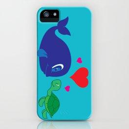 H20 Love iPhone Case