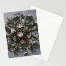 Nature Mandala: January II Stationery Cards