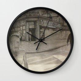 Christopher Street Wall Clock