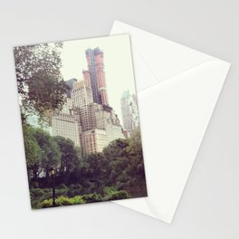 NYC Central Park Stationery Cards