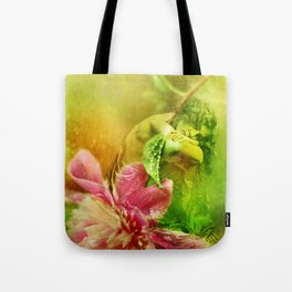 A Kiss Before Sunset Tote Bag