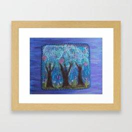 Empryreal Weald Framed Art Print
