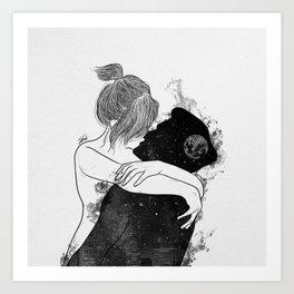 You're my favorite city. Art Print