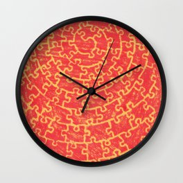 Life is a puzzle 27 Wall Clock