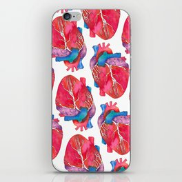 Anatomical Heart iPhone Skin