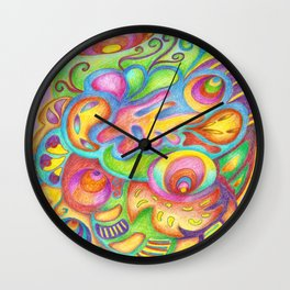 another universe Wall Clock