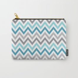 TINA CHEVRON 2 Carry-All Pouch