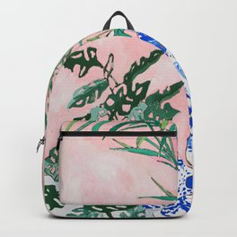 Friendship Plant Backpack