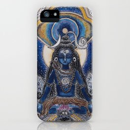 Shiva Maha Dev iPhone Case