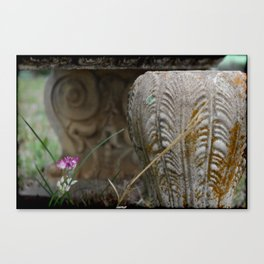 Th Urn Canvas Print