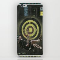 acdc iPhone & iPod Skins featuring AC/DC by Ray Stephenson