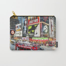Times Square II Special Edition II Carry-All Pouch