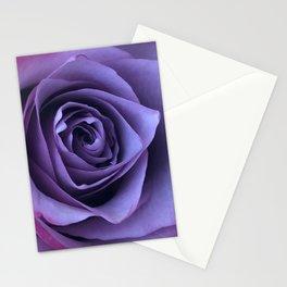 Purple Love Stationery Cards