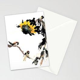 Sunflower splendor Stationery Cards