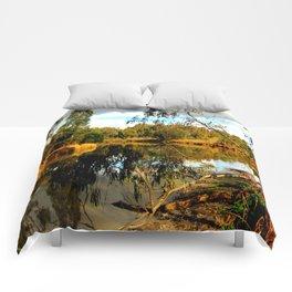 Reflective Light Comforters