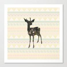 oh deerest me  Canvas Print