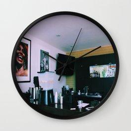 Sunset Strip x Kurt x Tina Wall Clock