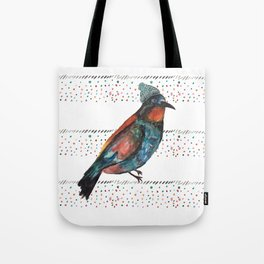 Birds and hats! Tote Bag