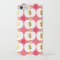 apple iPhone & iPod Cases featuring apple by ottomanbrim