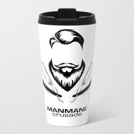 ManMane Crusade Metal Travel Mug