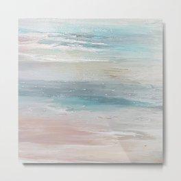 Sea breeze, acrylic on canvas Metal Print