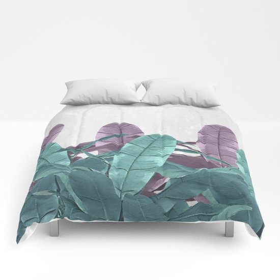CONCRETE JUNGLE  Comforters