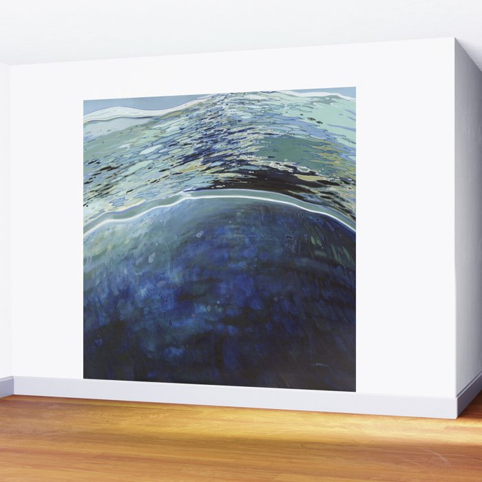 Deep Ocean Vast Sea Wall Mural