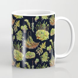 Mosses - Dark Coffee Mug