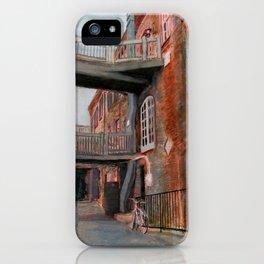 River Street iPhone Case
