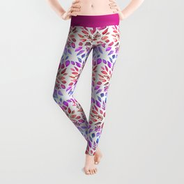 All the Colors of Nature - Gradient Leggings