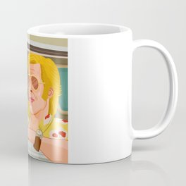 Once Upon A Time in Hollywood Cliff Booth Coffee Mug