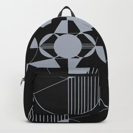 Open Close Unmask Reverse Backpack