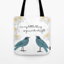 Three Little Birds, Part 2 Tote Bag