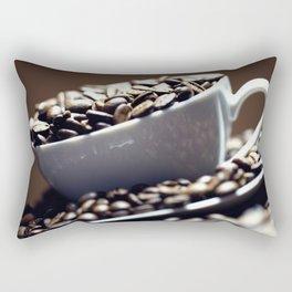 coffee cup Rectangular Pillow