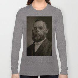 Orson - Sepia Long Sleeve T-shirt