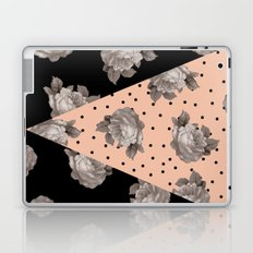 Roses and Peach Laptop & iPad Skin