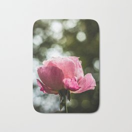 Pinkish Glory Bath Mat
