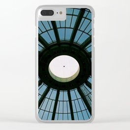 Dubai - Glass Ceiling Clear iPhone Case