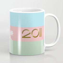 ESC Azerbaijan 2011 Coffee Mug