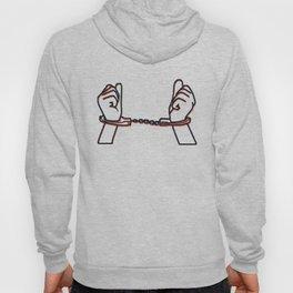 Handcuffed Hoody