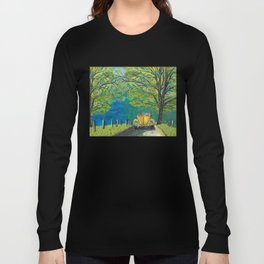 Tennessee Cabriolet Spring Drive Long Sleeve T-shirt