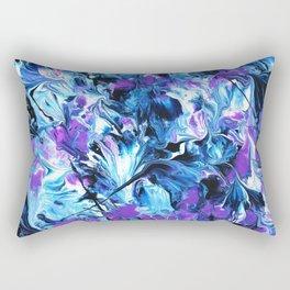 Fields Of Flowers Rectangular Pillow