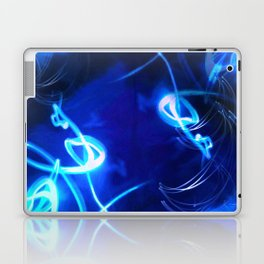 Cold Fusion Ignited Laptop & iPad Skin