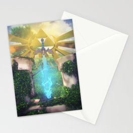 Rise of The Master Stationery Cards