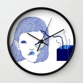 growing fears Wall Clock