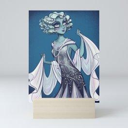 20s Sea Nymph Nadia Mini Art Print