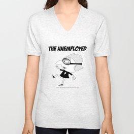 The Unemployed - Polino Unisex V-Neck