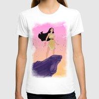 pocahontas T-shirts featuring Pocahontas #2 by Vita♥G