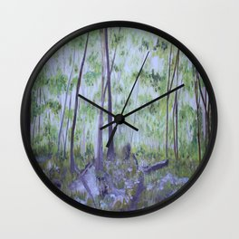 Plattsburgh Wall Clock