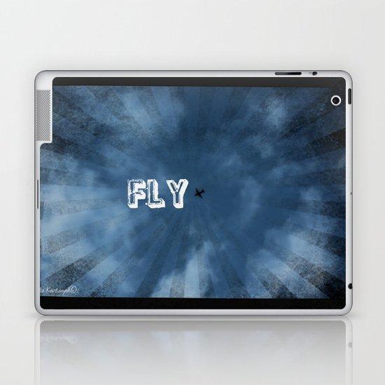 FLY! Laptop & iPad Skin